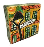 Mini Paintings by Jax, Bourbon Street