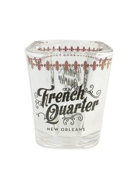 French Quarter Shot Glass