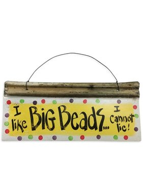 I Like Big Beads Wall Art