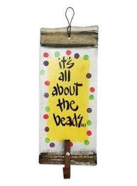 All About The Beads Wall Art