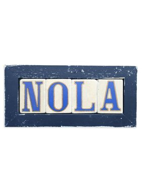 NOLA Framed Tiles
