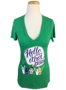Hello From The Other Side Tee