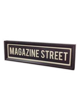 Magazine Street Framed Wall Art