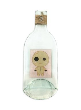 Wine Bottle Tray, Cute Voodoo Doll