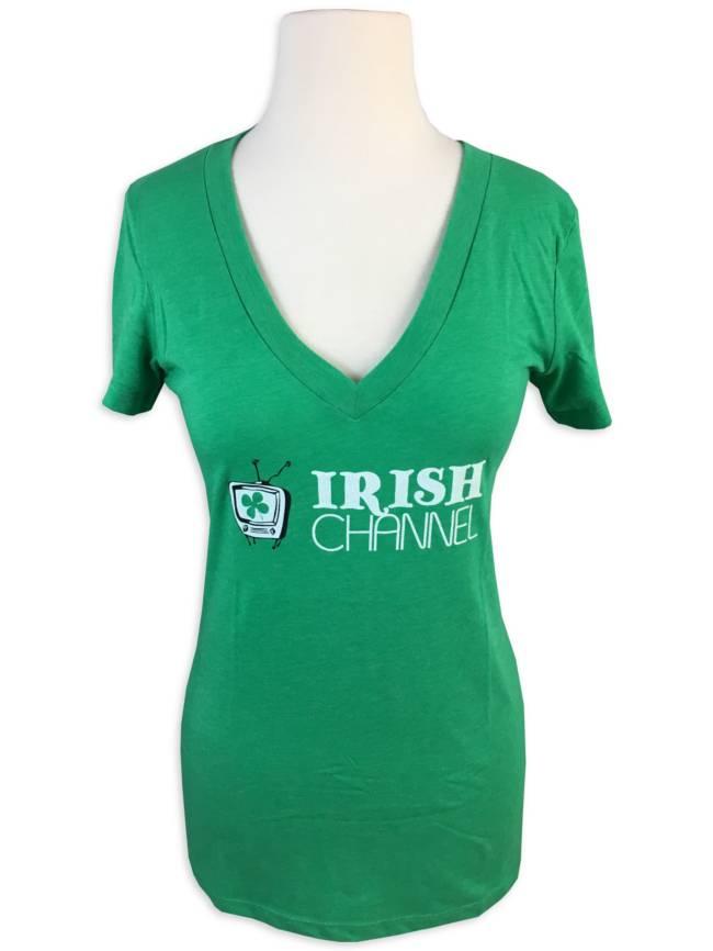 Irish Channel Tee