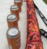 Fest Beer Cooler Tube with Crossbody Strap