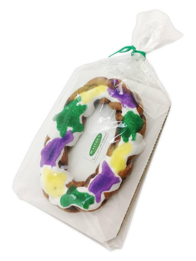 King Cake Magnet