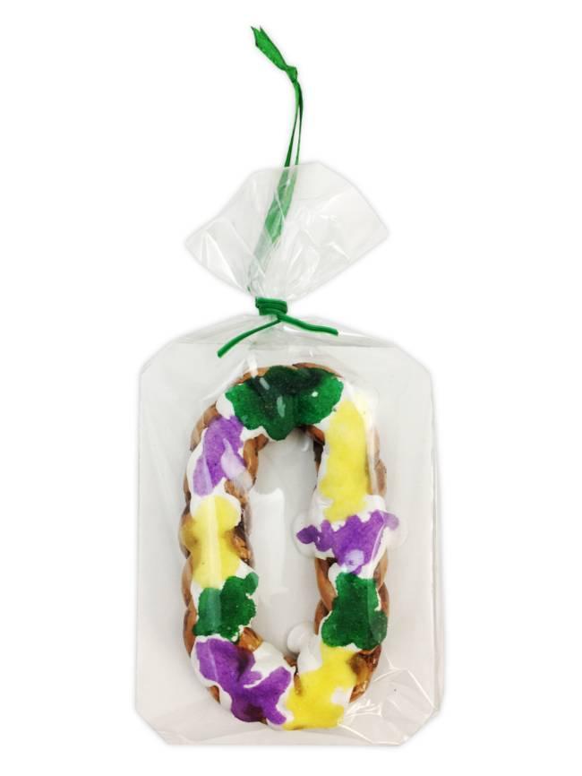 King Cake Ornament