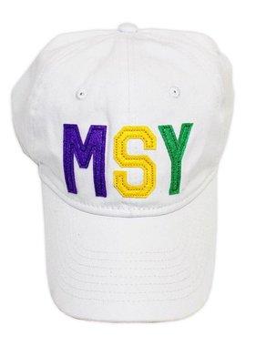 MSY Mardi Gras Baseball Cap