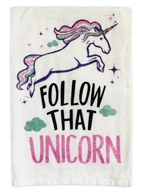 Follow That Unicorn Kitchen Towel