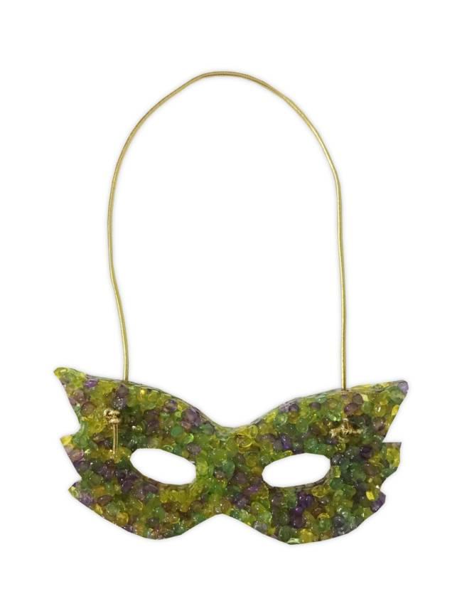 Mardi Gras Mask Mini Air Freshener