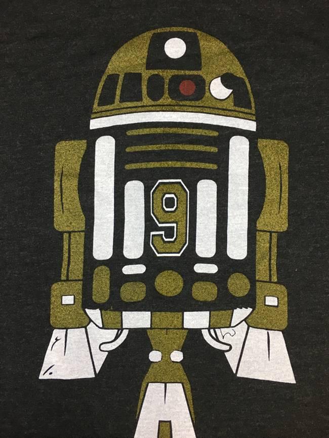 Robot Number 9 Tee