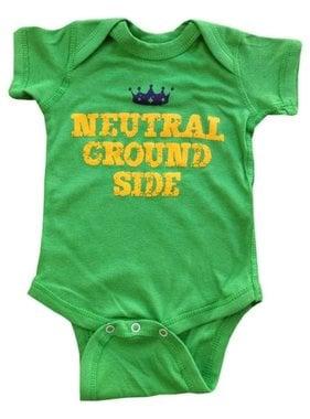 Neutral Ground Side Onesie