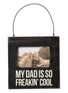 My Dad Is So Freakin' Cool Mini Frame