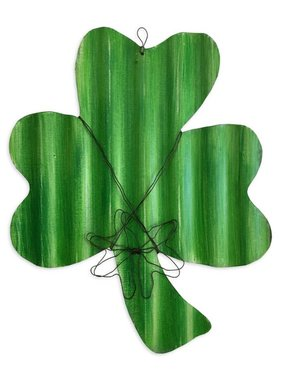Large Shamrock Wall Art