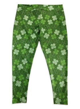 Lucky Clover Yoga Pants