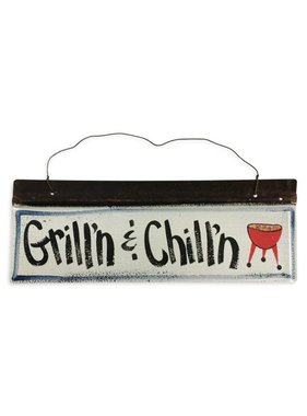 Grill'n & Chill'n Wall Art