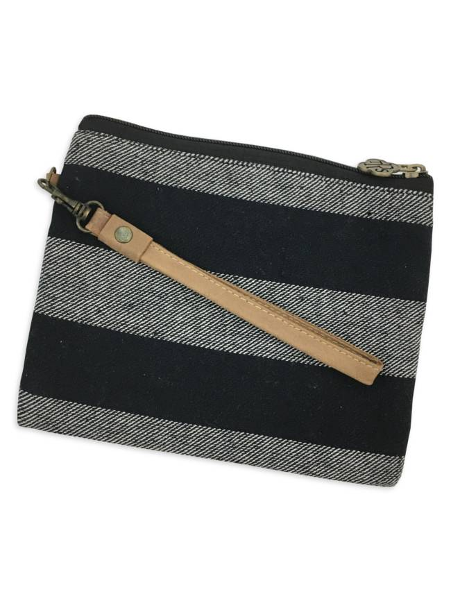 Bermuda Clutch, Black