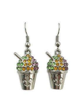 Snoball Earrings