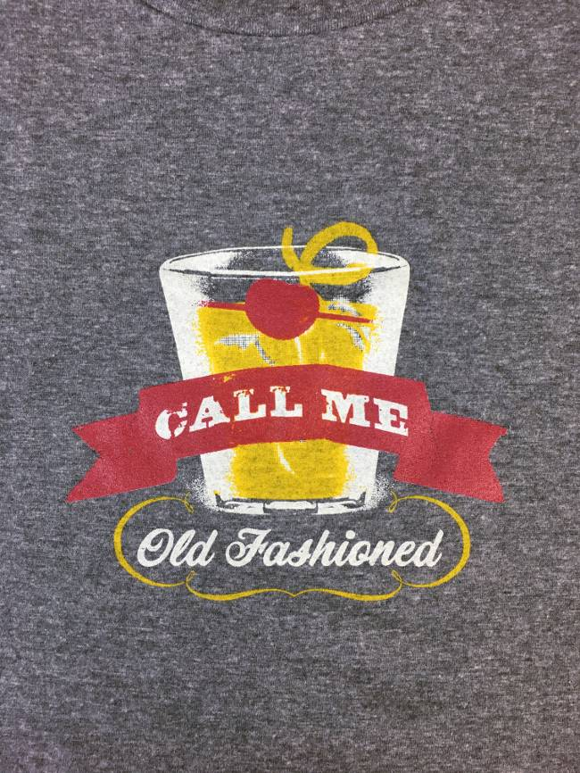 Tales Of The Cocktail Old Fashioned Tee