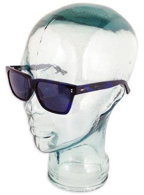 Krewe du Optic Sunglasses - Calliope in Midnight Tortoise