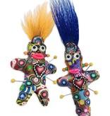 Voodoo Doll Pin