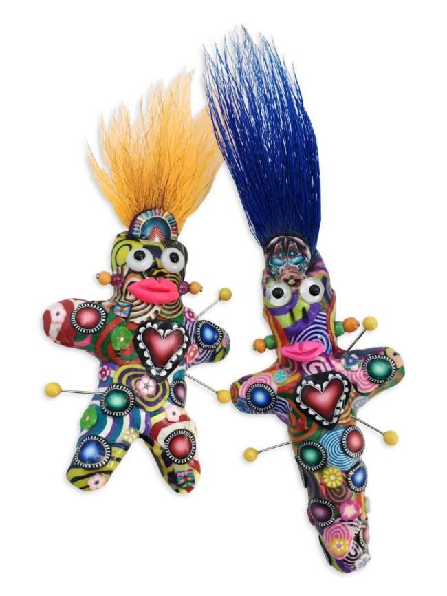 Voodoo Doll Magnet