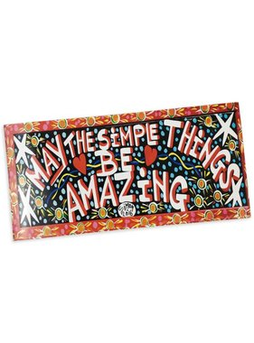 Simon of New Orleans Simple Things Magnet
