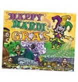 Happy Mardi Gras by Cornell Landry