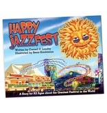 Happy Jazzfest by Cornell Landry
