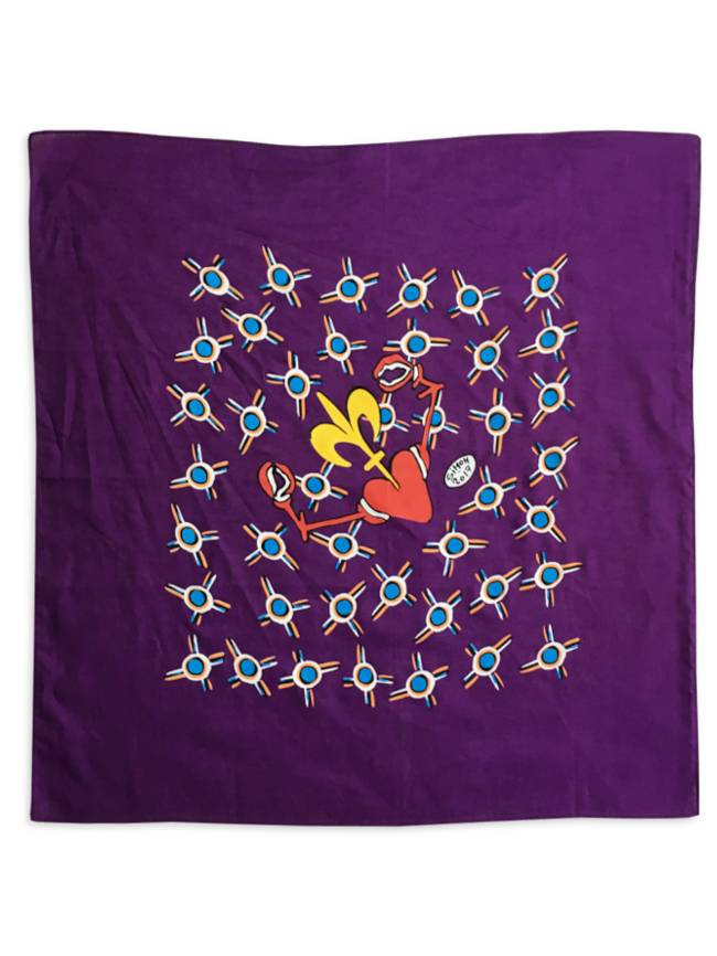 Simon of New Orleans Simon Art Bandana