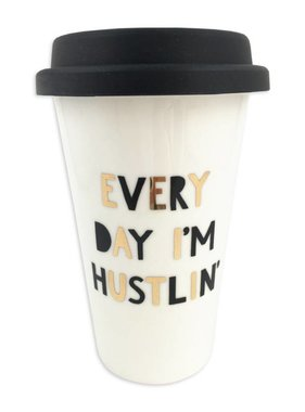 Every Day I'm Hustlin' Thermal Mug