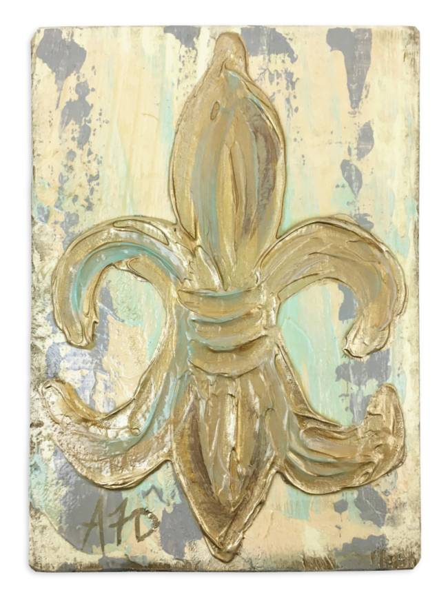 Fancy Kirklands Fleur De Lis Wall Decor Ideas - Wall Art Design ...