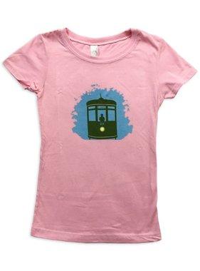 NOLA Streetcar Tween Tee