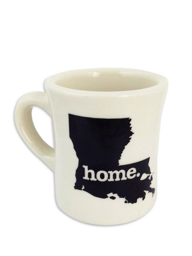 Louisiana Home Mug