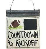 Countdown To Kickoff Wall Art
