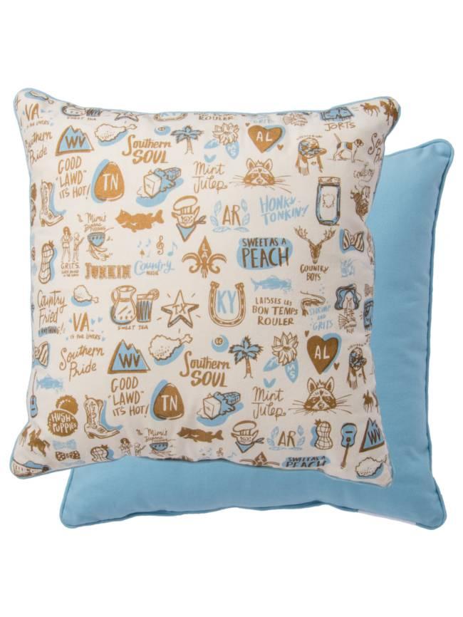 Southern Soul Pillow