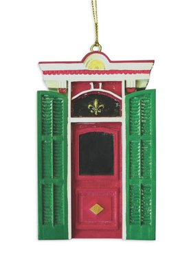 Nola Door Ornament