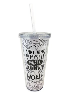 Wonderful World Tumbler