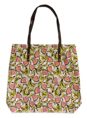 Watermelon Banana Tote