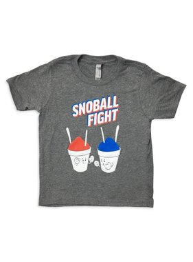 Snoball Fight Tee for Kids