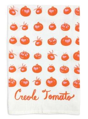 Creole Tomato Flour Sack Towel