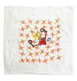 Simon of New Orleans Bandana, Wedding White