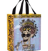 Blue Q Day of the Dead Small Tote