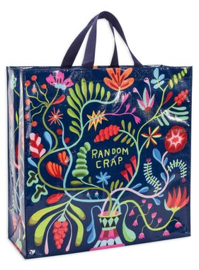 Blue Q Random Crap Tote Bag