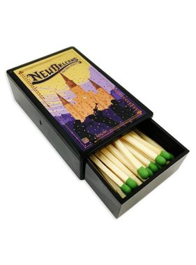 New Orleans Match Box