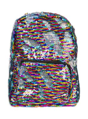 Rainbow Magic Sequin Backpack