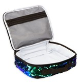 Mermaid Magic Sequin Lunch Tote