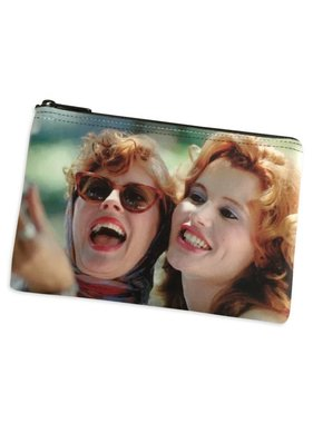 Thelma and Louise Zip Pouch