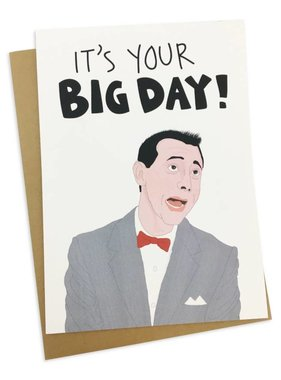 Greeting Card, Big Day